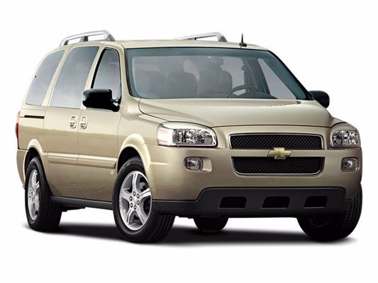 2008 Chevrolet Uplander Ls Heath Oh Area Toyota Dealer Serving