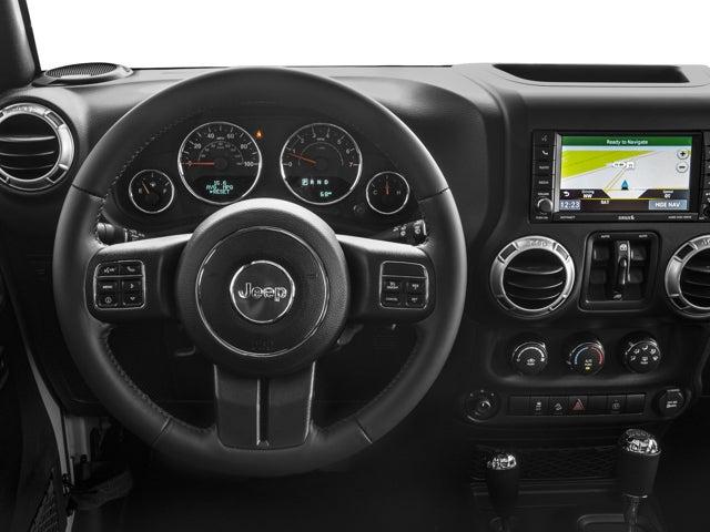 2017 Jeep Wrangler Unlimited Rubicon Recon In Heath, OH   Coughlin Toyota