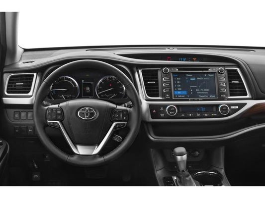 2019 Toyota Highlander Hybrid Limited Platinum In Heath Oh Coughlin