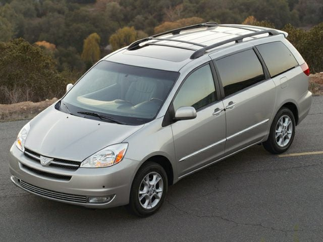 High Quality 2004 Toyota Sienna XLE In Heath, OH   Coughlin Toyota