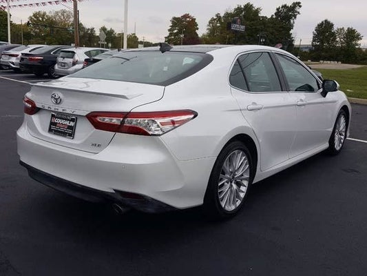 2018 toyota camry xle heath oh area toyota dealer serving heath oh new and used toyota dealership serving columbus zanesville newark oh 2018 toyota camry xle